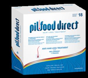 Pilfood direct αμπούλες για τα μαλλιά
